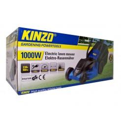 Kinzo Elektrische gazonmaaier  (1000W)
