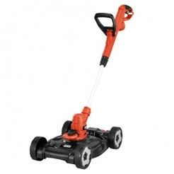 Black&Decker ST5530CM - 3-in-1 Multi-Trimmer-Set, 550 W
